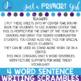Sentence Writing Practice 4