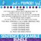 Sentence Writing Practice BUNDLE