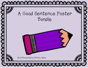 Sentence Writing Visual