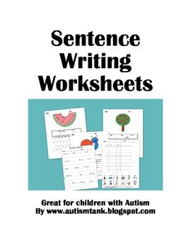 Autism Worksheets - Delibertad