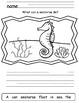 Sentence Writing with Animal Theme