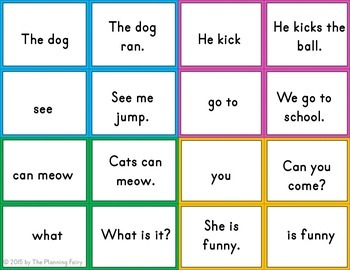 Sentence or Fragment? A Game to Review Sentence Structure!