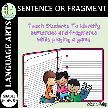 Sentence or Fragment Game