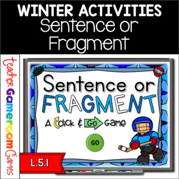 Sentence or Fragment Powerpoint Game