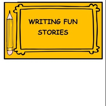 Sentence starter for free writing or stories