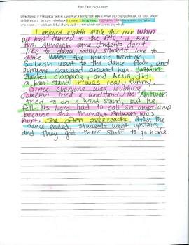 Sentence structure practice- simple, complex, compound, compound-complex