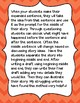 Fall Writing for First and Second grade (Narrative-Common