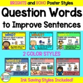 Expanding Sentences By Adding Details Writing Posters