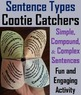 Types of Sentences Foldables Bundle: Simple, Compound, Fragments, Run-ons etc.