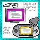 Simple Sentences - Digital Task Cards for Google Drive