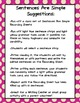 Sentences Are Simple {Writing Center}