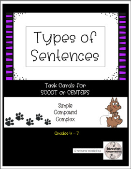 Sentences BUNDLE - SAVE OVER 20%