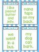 Sentences: Capitalization Task Cards Freebie!