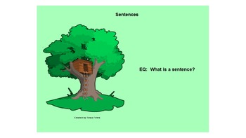 Sentences Flipchart