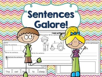 Sentences Galore!