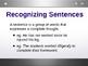 Sentences! PowerPoint Presentation