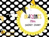 Sentences Mm Pocket Chart Spanish