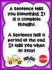 Sentences, Punctuation, and Capitals Bundle