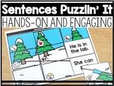 Sentences Puzzlin' It