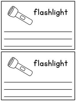 Sentence Writing / Writing Activities