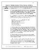 Sentences - Writing / Revising / Editing - Grade 1 - Teacher Lessons