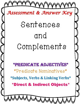 Sentences and Complements