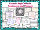 Sentences for Primer Sight Words Fluency for Seesaw PNGs  Dolch Words