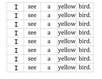 Sentences part 1