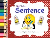 Sentences with Mr. Spaceman