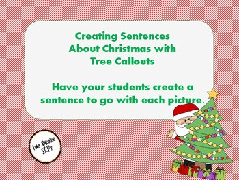 Sentences with Tree Callouts