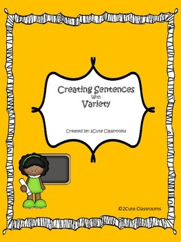Sentences with Variety