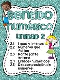 Sentido numérico parte 2: 1 más 1 menos, descomposición de números y mucho más