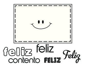 "Montessori Sentimientos ""feelings"""