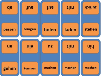 Separable Prefix Dominoes