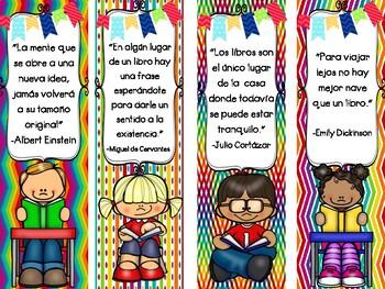 Separadores (Spanish Bookmarks)