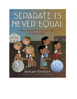 Separate Is Not Equal Trivia Questions