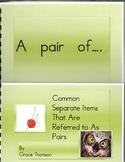Separate Items As Pairs