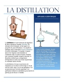Separating Mixtures- Distillation French Immersion text