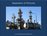 Separation of Mixtures [Presentation]