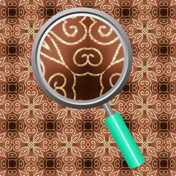 Sepia Glitter Rich Warm Brown Backgrounds / Digital Papers Clip Art Set
