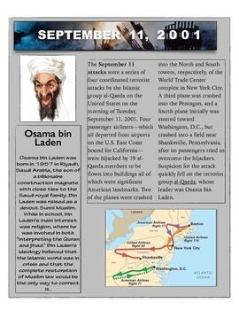 Sept. 11th Hijackings