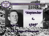 September 1, 1939 by W.H. Auden  Poem Analysis