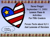 September 11 Lessons and Activities about 9/11 & Heroism 5