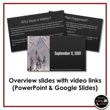September 11, 2001 Mini Lesson