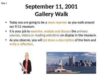 September 11, 2001 Mini-Unit