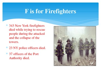 September 11, 2001 PowerPoint