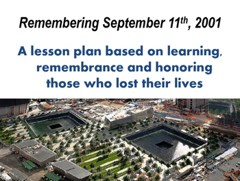 September 11, 2001 through Events and Biographies
