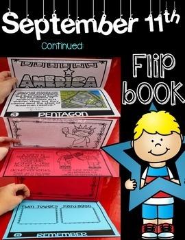 September 11 Flip Book
