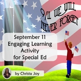 September 11 Activity for Special Education