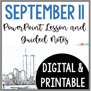 Distance Learning: September 11 PowerPoint and Guided Notes